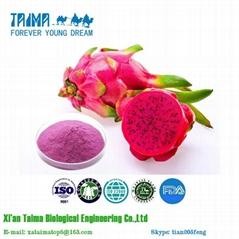 2018 Xi'an Taima best selling Freeze Dried Dragon Fruit powder
