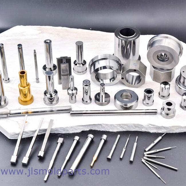 Tungsten Carbide Punch Guide Bushings Carbide Button Dies 1