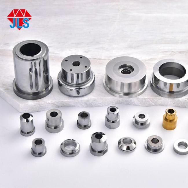 Tungsten carbide sealing ring seal components Präzisionskomponenten Präzisionsru 3