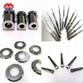 Carbide Bushing Cutting Punches Punzones Carbide Punches Tungsten Mould Parts 2