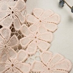 Lace Flora Embroidery Wa