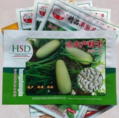 供应西葫芦种子包装袋香菜种子镀铝包装袋