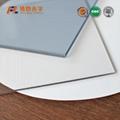 Anti glare acrylic sheet for Ecu