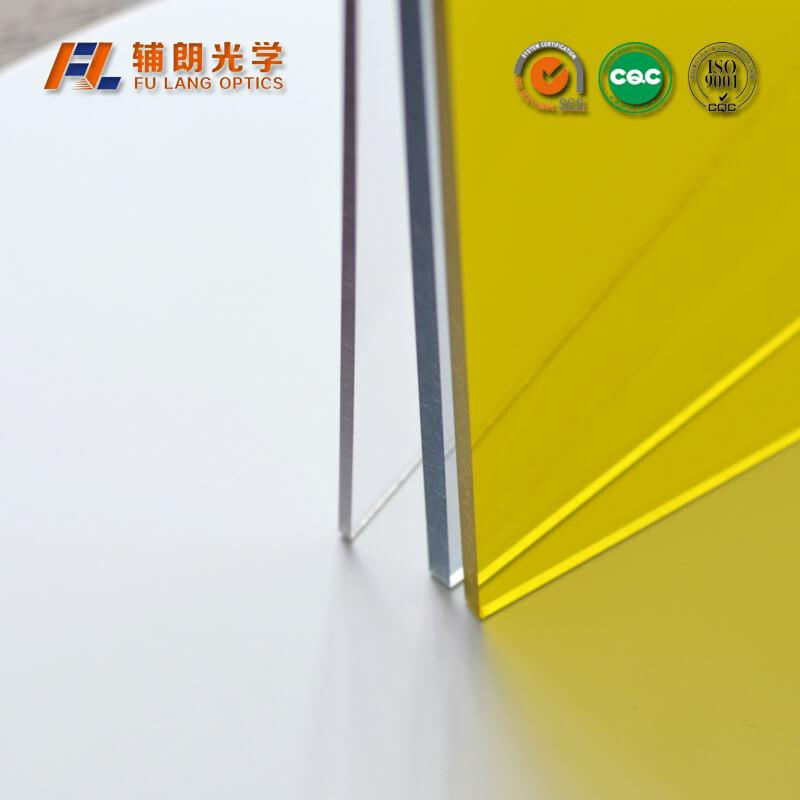 wear resistant polycarbonate sheet for industrial equipment covers 3