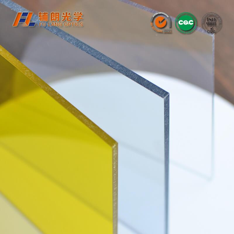 wear resistant polycarbonate sheet for industrial equipment covers 4