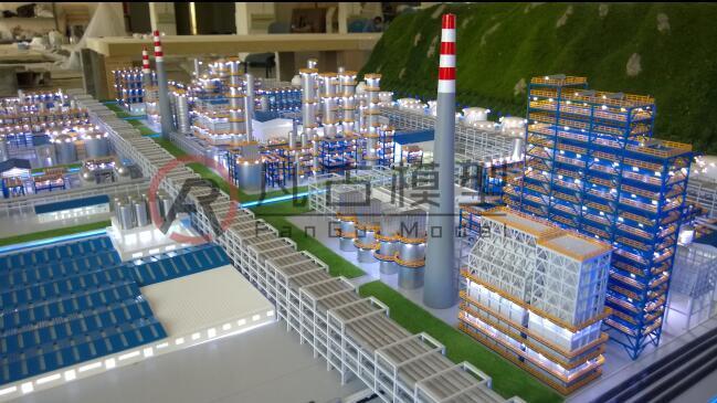 工业沙盘模型 1