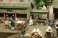 中式古建筑场景沙盘 2