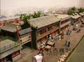 中式古建筑场景沙盘 3