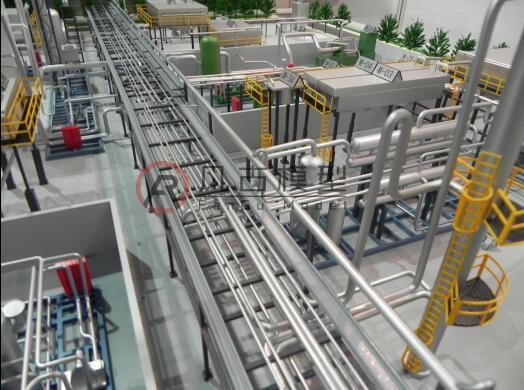 清潔能源電力沙盤模型 5