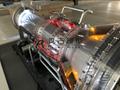全金屬燃氣輪機設備模型 2