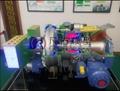 全金屬燃氣輪機設備模型 3