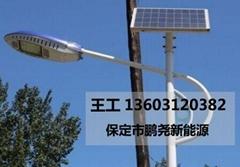 天津锂电池太阳能路灯