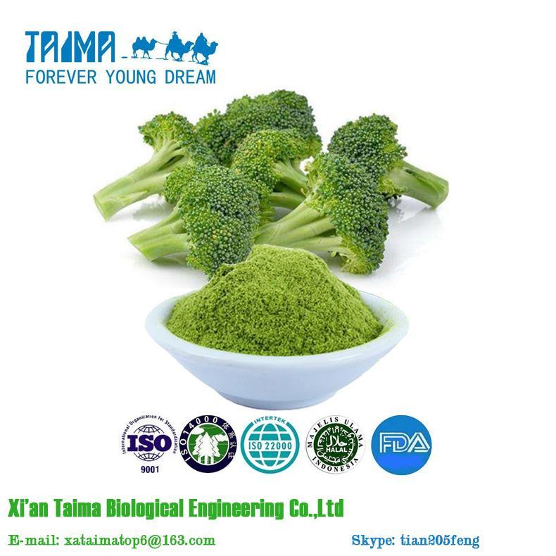 Vegetable Powder Freeze Dried Broccoli Powder 1