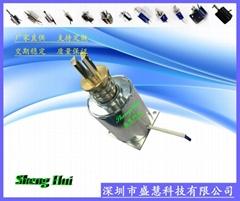 大行程圓管電磁鐵SH-T7283