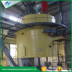 Soybean oil extraction m