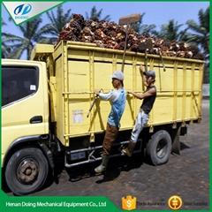 palm oil processing mach