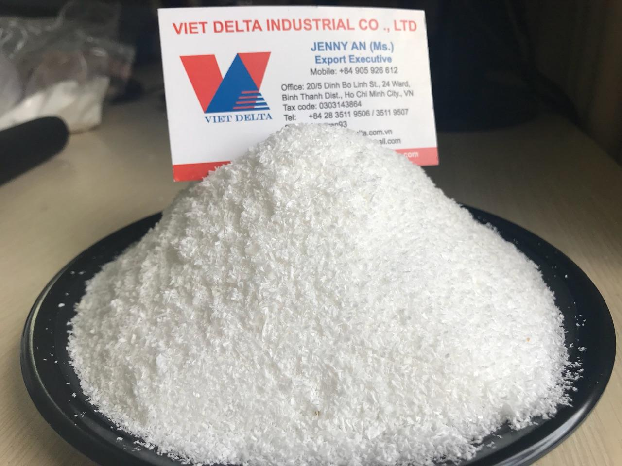 LOW FAT DESICCATED COCONUT IN BULK  4