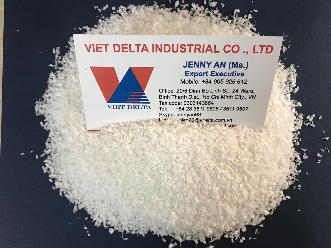 LOW FAT DESICCATED COCONUT IN BULK  5
