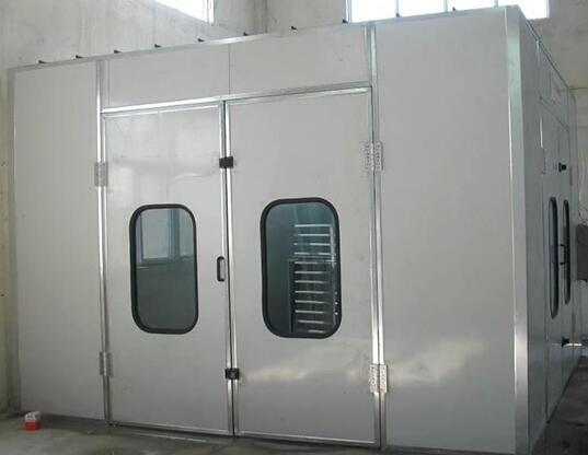 car spray booth 2