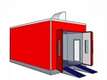 Auto Paint Booth for sale