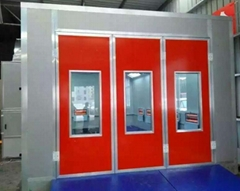 Automobile Paint Booth for sale