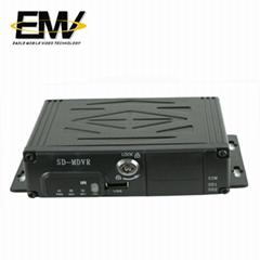 720P 4CH Dual SD CARD 4G 3G GPS WIFI MDVR