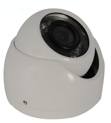 Mini Analog CCTV Dome Camera  2
