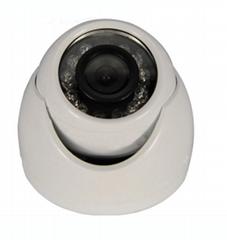 Mini Analog CCTV Dome Ca