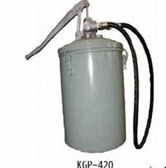 日本KWK原裝進口KGP-420手動灌裝,型號:KGP-420, KGP-700