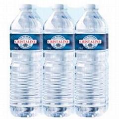 CRISTALINE DRINKING WATER