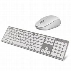 B.FRIENDit超薄静音无线键盘鼠标套装