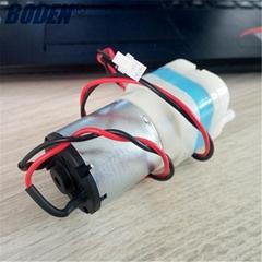 DC 6V micro vacuum pump beauty pump breast pump black head application
