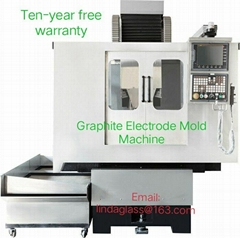 CNC Graphite Electrode Maching Center