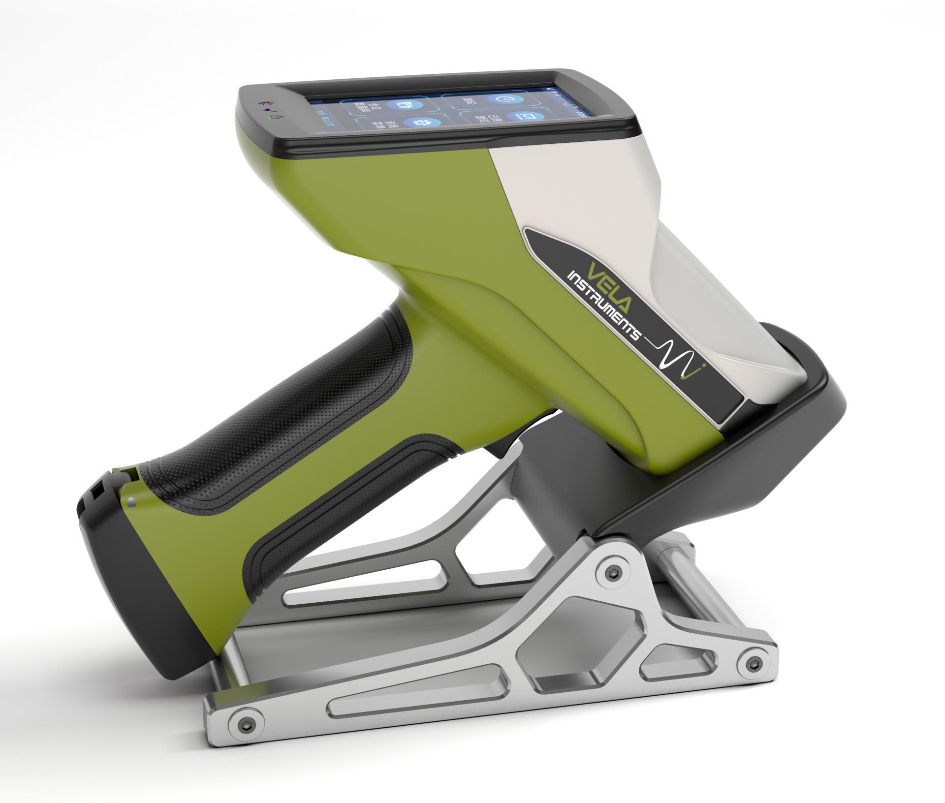 LIBS Laser Metal Analyzer HP-VELA001