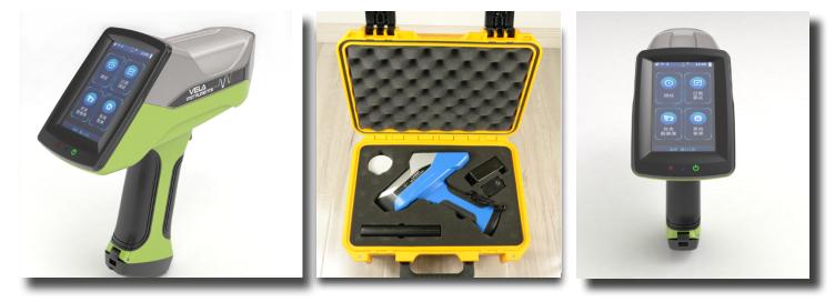 LIBS Laser Analysis HP-VELA001 package