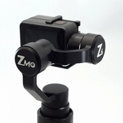 ZMO Z6 Gimbal 3 Axis handheld Gimbal Stabilizer for Action Camera DSLR Portable