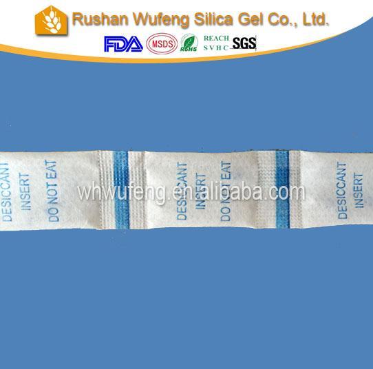silica gel 0 5gram desiccant for IVD HCG test kit (China