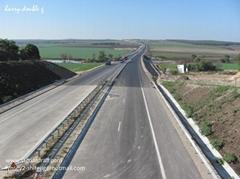w beam highway guardrail Nigeria