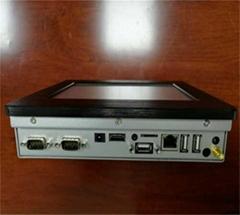 8寸嵌入式宽压安卓工业平板电脑一体机厂家直销