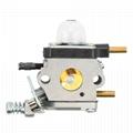 Carburetor for ZAMA C1U-K54 ECHO 12520013123 12520013124 MANTIS TILLER 7222 3