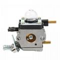 Carburetor for ZAMA C1U-K54 ECHO 12520013123 12520013124 MANTIS TILLER 7222 5