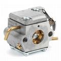 Carburetor WT-827 for Ryobi 410R Tiller 280R RGBV3100 Leaf Blower Yard Man Y780  2