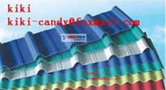 Full Automatic Roofing PVC Tile Making Machine with OEM and Customized Design