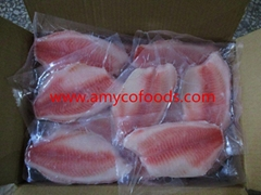 Co treated frozen tilapia fillets very becatiful