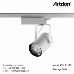 Artdon 2018 50W LED track light for indoor