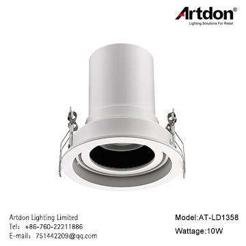 Artdon 10W Circular Down Light AT-LD1358 1