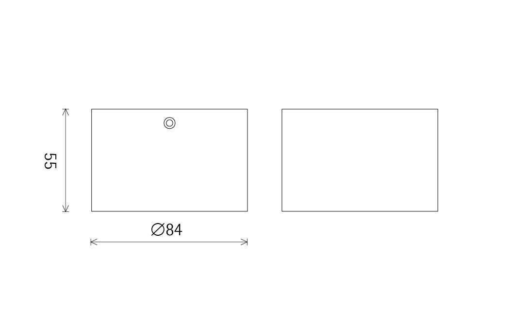 Artdon 2018 New design Surface Mounted Light AT-LS1037 2