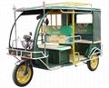 出租载客客运电动三轮车电动车