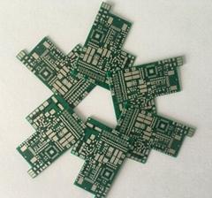 Multilayer printed circuit board & Multi-layer pcb