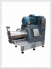 150L卧式涡轮砂磨机